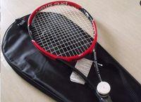 Wholesale Head tennis racket tenis masculino carbon fiber top quality material string bag Sharapova Novak Djokovic racquet
