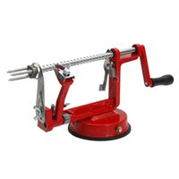 Wholesale USA High Quality IN Apple Peeler Machine Fruits Cutter Slicer Kitchen Gadgets Tools Stainless Steel