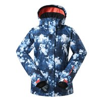 anorak jacket sale - Hot Sale Winter Snow Coat Women Ski Snowboard Jacket Women Female Waterproof Thermal Sport Anorak Ladies Clothes