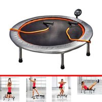 Wholesale 36 Mini Trampoline Gym Circuit Trainer Fitness Exercise Workout Cardio Rebounder