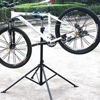 bicycle maintenance stand - Bike repair station maintenance frame repair rack bicycle repair tools bicycle rack display stand