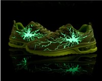 big couple - LED Led Luminous Shoes Big Size couple sports shoes flat casual running shoes for men and women NON SLIP Outdoor Shoes