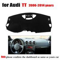 audi car tt - Automobile Dashboard Protection Pad For Audi TT To Year Car Dashmat Pad Instrument Platform
