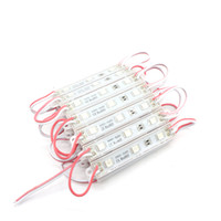 ad dc - DC V IP65 Waterproof SMD LED Modules High Brightness For High Building Ads Board Lighting Decoration