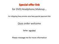 area dvd - Seller egodeal Special offer link for DVD Headphone Makeup For shipping fees remote area fees special payment link for Oem order