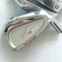 Wholesale Hot sale New mens Golf irons Heads TC510 Forged Golf Heads P Irons clubs heads