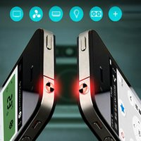 Wholesale IOS Light sensitive Smart Home Control Anti Dust Jack Plugs Universal remote control for Iphone s SE s s plus plus