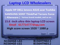 Wholesale N156HGE LA1 LG1 LB1 B156HTN02 B156HTN03 LP156WF1 TLB LP156WF4 The new LED display high scores on laptop screen