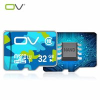 sd memory card 32gb - Real Capacity OV Memory Card GB Class Micro SD Card TF Card Micro SDHC Up to MB s Reading Speed UHS Waterproof Card