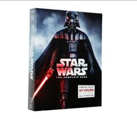 Wholesale Blu ray Star Wars the complete sage blue ray dvds US Version Disc DHL free factory price from groupondeal