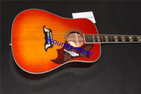 Wholesale new solid guitar acoustic guitar Dove Acoustic guitar made in china