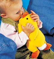 produits pour bébé nouveau-né lait sacs de stockage de bouteilles en peluche animal canard tortue bébé biberon chaud Bouteille Isolation Sac