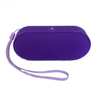 Wholesale Portable Bluetooth Speaker Wireless Music Sound Outdoor Sport Portable Handfree Stereo for iPhone Samsung Tablet PC