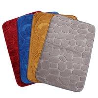acrylic shower bath - Excellent Quality Non Slip Floor Mat With Memory Foam Area Rug Carpet Bath Toilet Shower cm