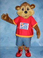 beaver castor - 2016 MASCOT PARK Beaver castor mascot costume fancy dress custom fancy costume theme mascotte carnival costume kits
