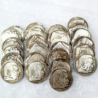 antique hallway - Germany MARK Full set A D E F G J Deutsches Reich Silver Coin nice home Accessories Silver Coins