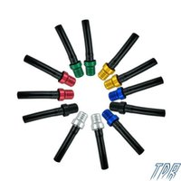 Wholesale Colorful dirt bike fuel tank vent valve tube for mini motocross ATV oil tank cheap