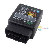 Wholesale SunGirl Advanced OBD II ELM327 Bluetooth Auto Car Diagnostic Scanner Tool Black elm327 bluetooth