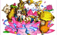 abstract for project - 24X36 INCH ART SILK POSTER cosplay love live school idol project puzzle dragons yazawa nico Home Decoration Canvas Poster