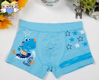 Wholesale Good Quality years old Children Boys Girls Cotton Panties Underwear