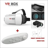 """Android and IOS 3.5 Not Included VR BOX Version VR Virtual Reality Glasses Rift Google Cardboard 3D Movie for 3.5"""" - 6.0"""" Smart Phone VS VR Glasses Samsung Gear VR BOX"""