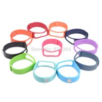 Wholesale Gearfit Replacement Rubber Band For SAMSUNG GEAR Fit R350 Smart Bracelet wristband Strap with Metal Clasps No Tracker