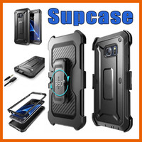 beetle silver - S7 Edge Supcase Unicorn Beetle UB PRO Case Heavy Duty Rugged Holster protective cover for iphone S S plus samsung Galaxy S7