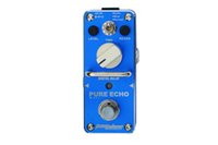 audio mod - Tomsline APE PURE ECHO Digital Delay Mini Guitar Effect Pedal regen time control modes of echo mod normal Audio Cable