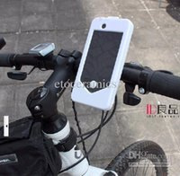 appel iphone - Waterproof Bike Bicycle Mount Holder Stand Tough Case Cover for Appel iphone iphone4