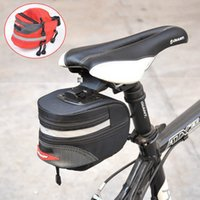 bicycle seatpost sizes - 3 Colors Cycling Bike Top grade Bicycle Saddle back Seat Rear Bag Rainproof Quick Release Seat Seatpost Tools bag B097