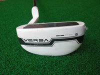 Wholesale brand new sports top quality golf club metal left hand versa putter freeshipping