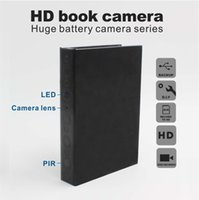 angling books - IP Camera Spy hidden Book HD1080P View angle photo tape video local storage GB battery MINs recorder and live plug and play