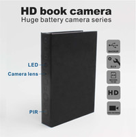 angling books - Spy hidden camera Book shape HD1080P View angle photo tape video local storage GB battery MINs recorder and live plug and play