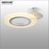 application surface - Small Fashion Acrylic LED Ceiing Light LED Surface Mounted Ceiling Lamp Reading Bedroom Application Light Fitting