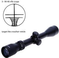 Wholesale Hunting Scopes Optics x40 Tactical Target like Crosshair Reticle Riflescope for Shotgun Hunting Cool Scopes Optics Z