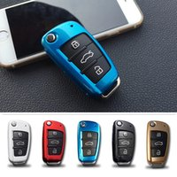 Wholesale Color Key Shell Key Protective Shell For Audi