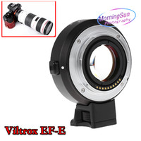 aps adapter - Viltrox EF NEX Auto focus AF Mount Lens Adapter Focal Reducer Booster Adapter for Canon EF to for Sony E mount APS C Camera