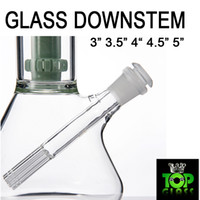 arm pieces - 6 Armed Glass Downstem inch inches for glass bongs flower pieces and oil rigs water pipes
