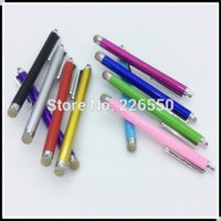 apple ipad meshes - Stylus Touch Pen FIBER MESH FABRIC TIP For Window Surface RT Tablet for iPad Mini Air