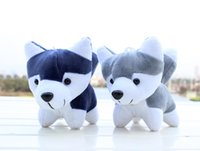 baby huskies - 2016 New Plush Toys the husky minion toy dog doll cute medium Stuffed Animals have colors Baby christmas gift cm