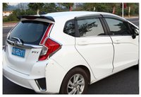 Wholesale fit for HONDA FIT high quality Spoiler spoiler Wing rear wing different colors