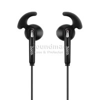 android headphones mic - HOCO M6 Earphone for HTC Sony LG Android Phone Headphone With Remote Control and Mic for Smartphone In ear Stereo Headphone with retailbox