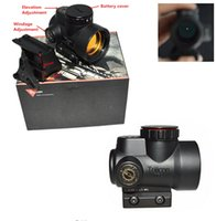 Wholesale XWXS Red dot sight holographic sight trijicon mro airsoft black low mount QD mount