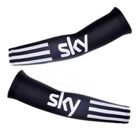 Wholesale Sunscreen Bike Cycling Cuff Arm Warmers Sleevelet Cover UV Protection sun protection Slim Arm Sleeve Bicycle Sleevelet