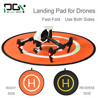 Wholesale PGY Fast fold landing pad helipad protective RC Drone gimbal Quadcopter Helicopter parts DJI phantom inspire Accessories