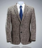 Wholesale Cultivate one s morality leisure men s wool suit jacket