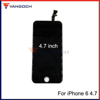 Wholesale For iPhone inch LCD Display Touch Screen Digitizer Complete with Frame Full Assembly Replacement by DHL