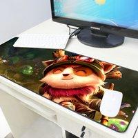 advertising mats - Super thick seam cartoon mouse pad advertising mouse pad mat manufacturers customized Internet cafes