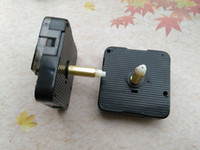 arm mechanism - 10PCS Sweep High Torque Quartz Clock Movement Silent Kit Spindle Mechanism with Three Arms Shaft mm