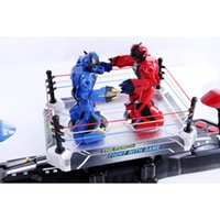advanced shapes - Intelligent Shape Shifting Robot Fashion Fighting RC Toys Advanced Challenge against robots with Open the window color box packaging
